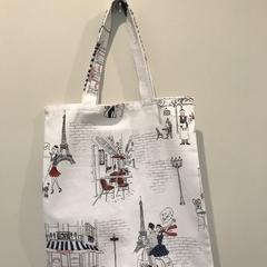 Paris shopping bag
