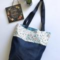 'Forest floor' Tote