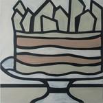 Celebration Cake - Original Painting