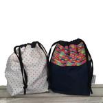 Rainbow Bag - small
