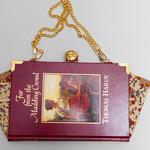 Far From the Madding Crowd handbag - Thomas Hardy - Handbag made from a book