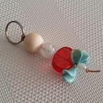 Handmade keyring