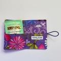 Tea Bag Wallet - Purple
