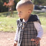 Vest ~ Made to Order (sizes 00 - 2T)