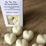 By The Fire Mini Soy Heart Melts