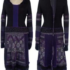 Gypsy Owl *Gypsy* Up-cycled Woman's Dress