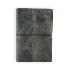 VOYAGER LEATHER JOURNAL - RUSTIC SAGE