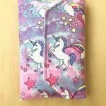 Unicorn Pencil Wallet Pencil Case