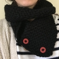 Herringbone Neck Warmer