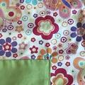 Floral Adult adjustable apron