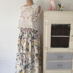 'Dear Prudence' midi skirt, size 8