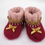 """Princess"" slippers for toddlers > size EU 19 (12.2 cm) - EU 21 (13.6 c"