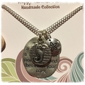 Love of the sand and sea necklace