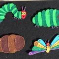The Very Hungry Caterpillar Felt Board Story