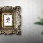 Watercolour Hibiscus ~ A5 Fine Art Giclee Print | Botanical Floral Wall Decor