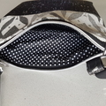 Foxy shoulder bag - monochrome