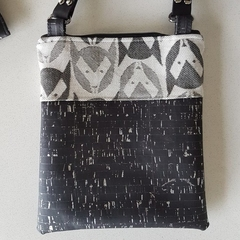 Foxy shoulder bag - monochrome