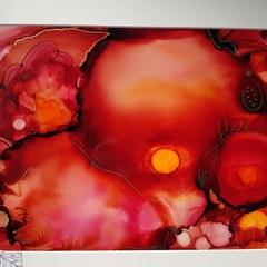 Microscope +Original Painting
