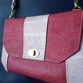 Raspberry Sorbet Clutch/Bag