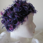 Head Warmer - Purple and Pink
