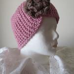 Head Warmer - Dusty Pink