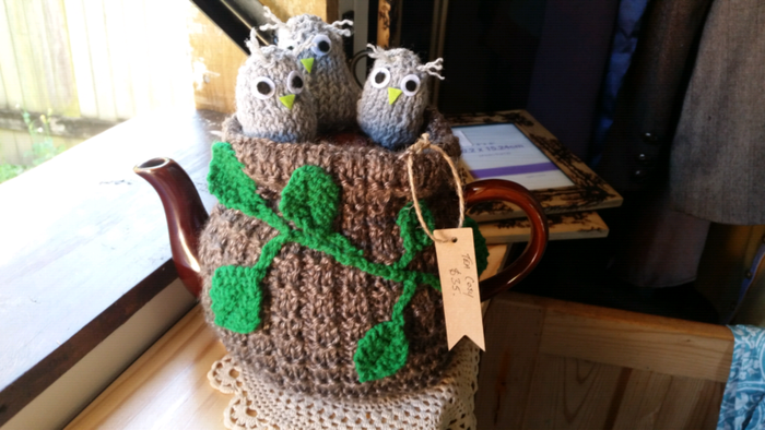 Handmade Tea Cosy 3 Little Owls Lovemyhandmade Madeit