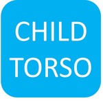 Build Your Own Custom Piece - One Child Torso