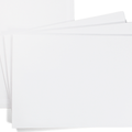 50 Personalised Mr & Mrs Thank You Cards and White Envelopes - Wedding