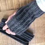 Deb's Crocheted Mittens