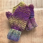 Deb's Knitted Mittens