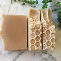 Oats Goats & Bees Soap (fragranced Goatsmilk with Oatmeal & Honey)