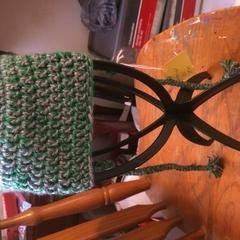 Crocheted Ear Flap Hat 2T-4T