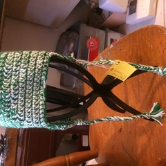 Crocheted Ear Flap Hat 5T-Preteen