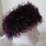 Head Warmer - Grape