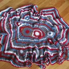 UNIQUE CROTCHET RUG