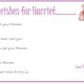 White & Soft Pink Time Capsule, Keepsake, Trinket, Treasure, Wooden, Baby Box
