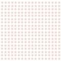 100% Cotton Wrap - Orange Star Fish Print, 90cm x 90cm