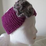 Head Warmer - Lilac Purple