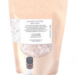 1x 350g Lavender Bath Soak and 1 x 10g Face Oil ( all skin types)