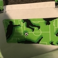Soccer shopping bag