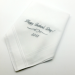 Handkerchief, Hanky for Dad, For Father's Day Gift.