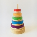 Rainbow DONUT stacker