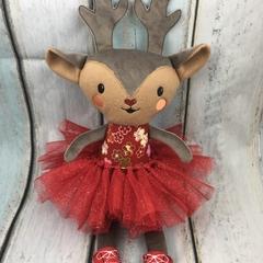 Delilah Deer Softie