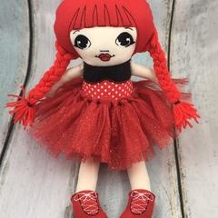 Ruby Doll Softie