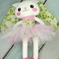 Bella Bunny Softie