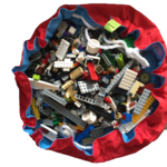 Lego Bag & Playmat in One