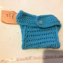 Diaper Cover for Small Doll Blue