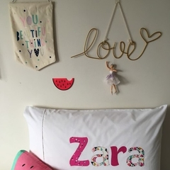 Pillowcase - Girls & Boys Personalised Pillowcase / Pillowslip