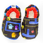 Pacman soft soled shoes