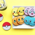Pokermon Themed Cookies